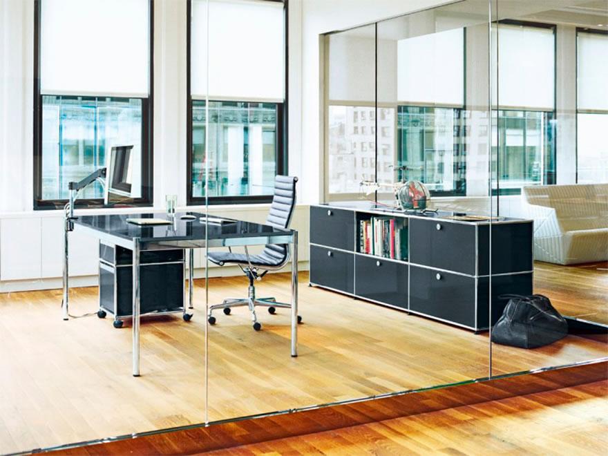 IDM - Aménagement espace de travail IDM USM Office Nantes