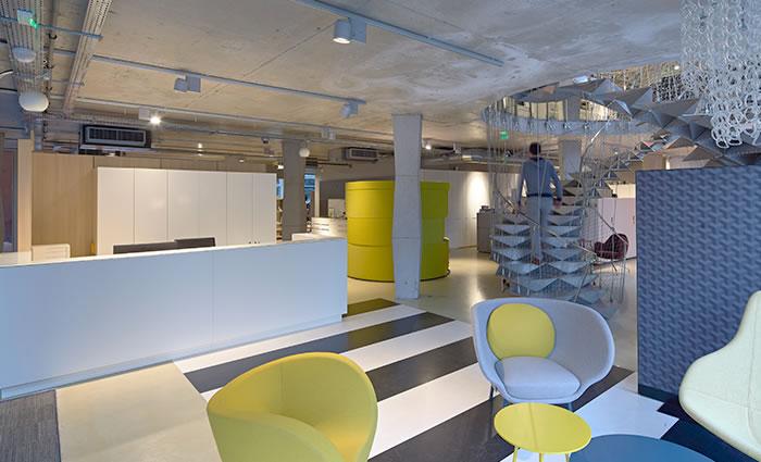 idm office nantes conception et design d 39 espace. Black Bedroom Furniture Sets. Home Design Ideas