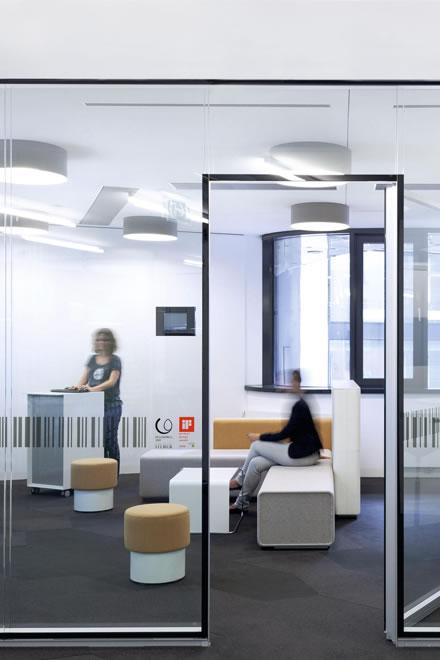 IDM - Bureau design aménagement espace IDM BENE
