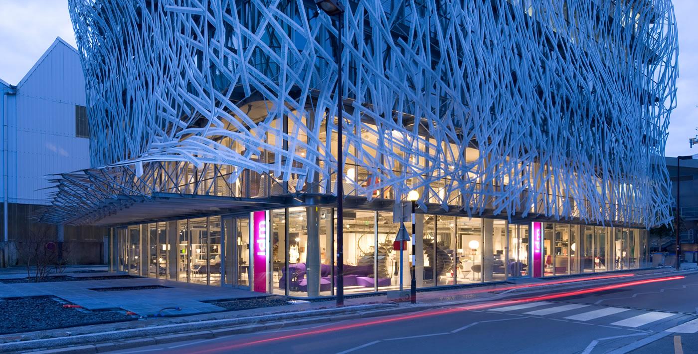 IDM - Immeuble Manny IDM Nantes