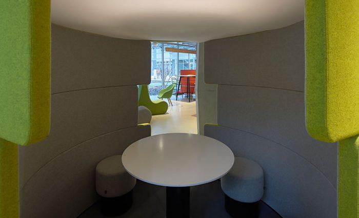 IDM - Showroom aménagement espace IDM