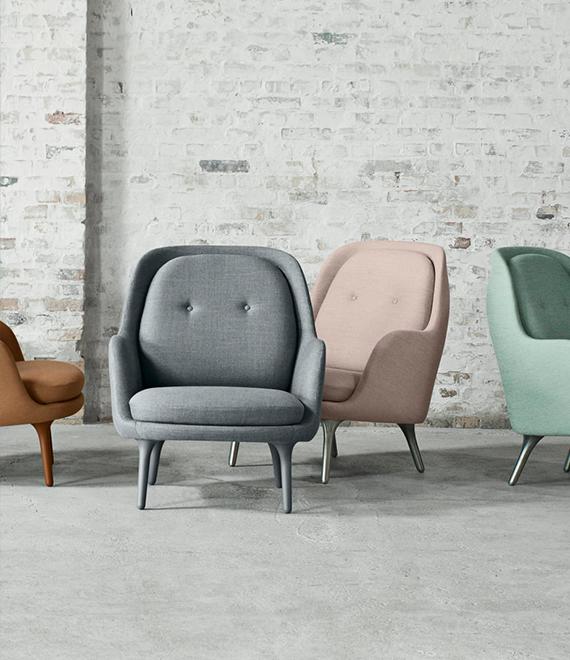 fauteuil pastel fritz