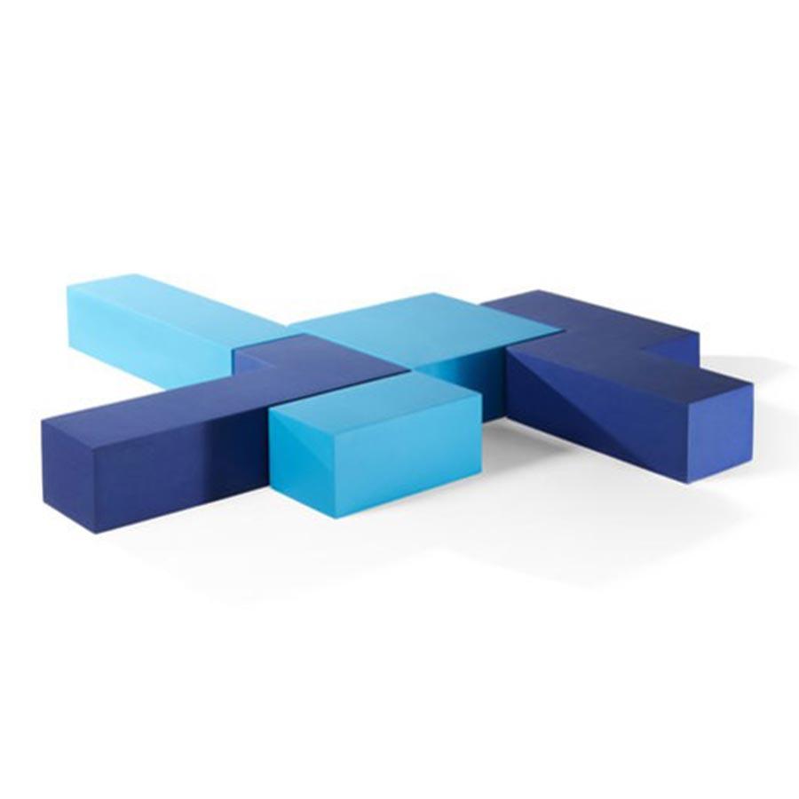 banquette en cube milan infinity