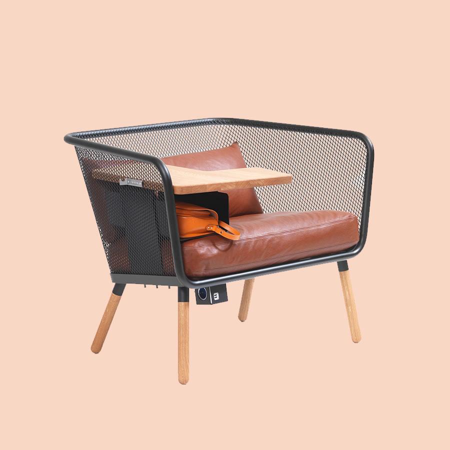 canapé design de travail à nantes