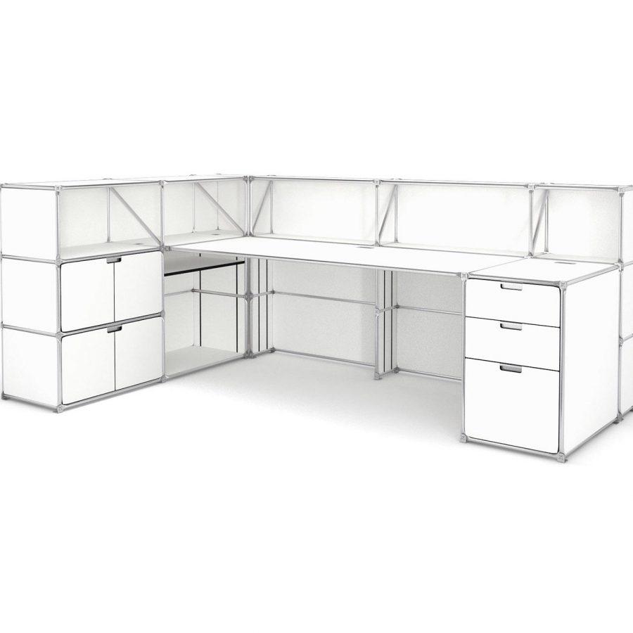 bureau spacieux accueil